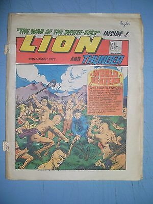 Lion issue dated August 19 1972