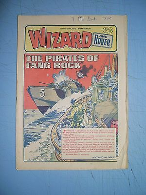 Wizard issue dated February 17 1973
