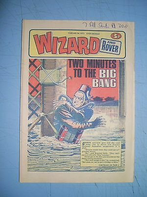 Wizard issue dated February 24 1973