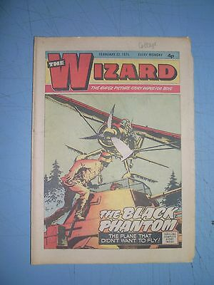 Wizard issue dated February 22 1975