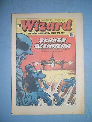 Wizard issue dated August 28 1976