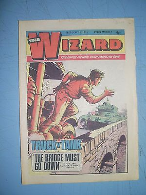 Wizard issue dated February 15 1975
