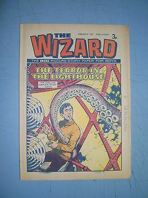 Wizard issue dated February 9 1974