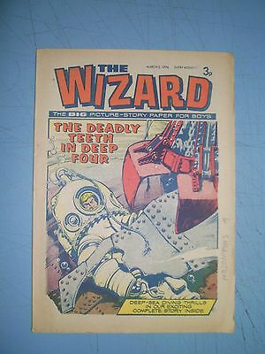 Wizard issue dated March 2 1974