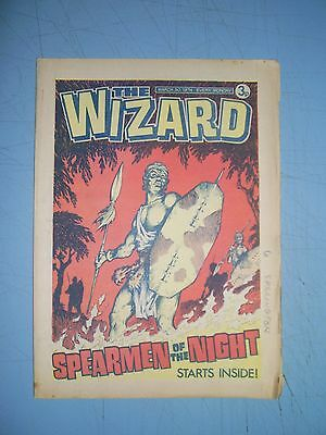 Wizard issue dated March 30 1974