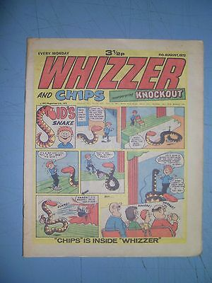 Whizzer and Chips issue dated August 11 1973