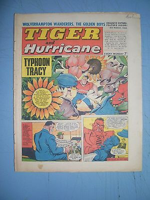 Tiger and Hurricane issue dated March 2 1968