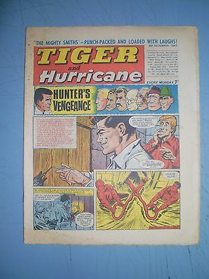 Tiger and Hurricane issue dated December 9 1967