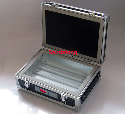 Single Size UV Light Exposure Machine Photosensitive Plate PCB Exposure Box 220V