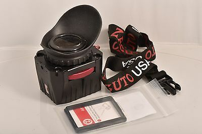 Zacuto USA Z Finder Pro 2.5 Viewfinder with mounting plate- excellent condition