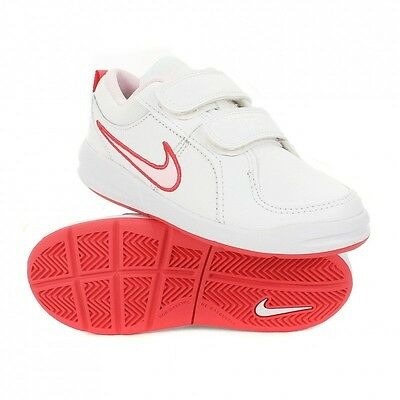 Nike Pico 4 (PSV)   JUNIOR GIRLS  Leather Trainers  UK SIZES 10 - 2.5