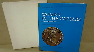 Women Of The Caesars Their Lives and Portraits On Coins by Giorgio Giacosa