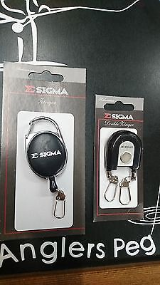 Sigma Zinger. Trout Fishing Clip