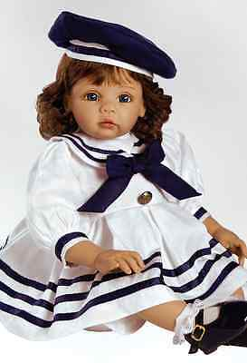"""DARLING Life LIKE """"Picture DAY"""" Doll By Gaby JAQUES 4 Paradise Galleries SOLDOUT"""