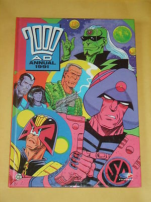 2000AD ANNUAL (1991) Excellent Condition