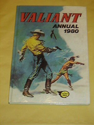 VALIANT ANNUAL (1980) Excellent Condition