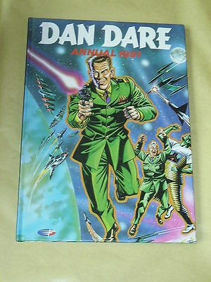 DAN DARE ANNUAL (1991) Very Good Condition