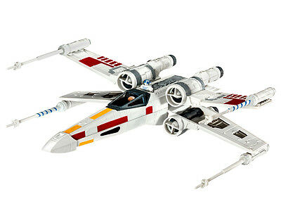 Star Wars Episode VII Model Kit 1/112 X-Wing Fighter 10 cm By Revell