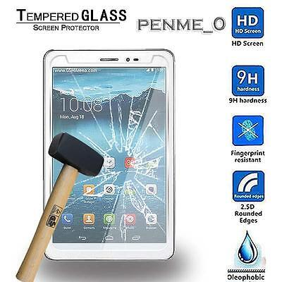 Real Tempered Glass Film Screen Protector For Huawei MediaPad T1 8.0