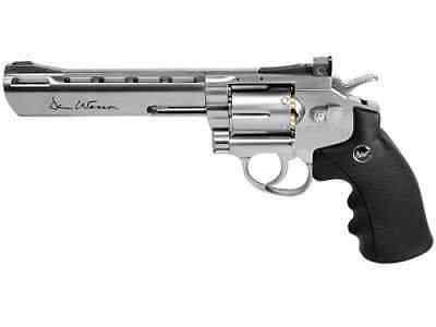 ASG 16559 Dan Wesson 6-Inch CO2 Powered Airsoft Revolver