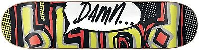 "Blind - OG Damn Bubble Lava/Grey 8.25"" Skateboard Deck"