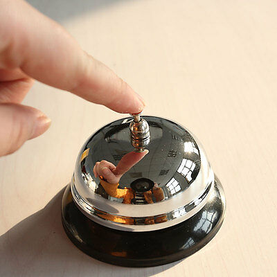 New arrival Stainless Steel Restaurant Service Counter Table Bell HU