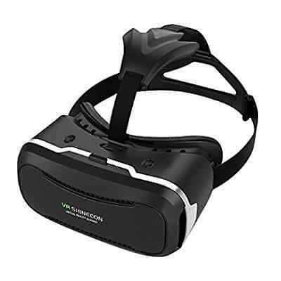 VersionTech VR headset Virtual Reality 3D Video Glasses for 4.0-6.0 inch smartph