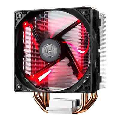 Cooler Master Hyper 212 LED with PWM Fan, Four Direct Contact Heat Pipes, Unique