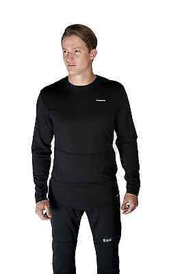 Venture Heated Clothing Battery Heated Base Layer Top with Tri-Zone Heating Area