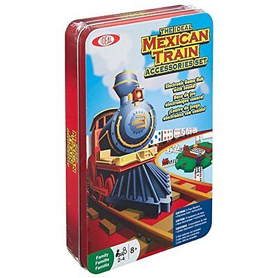 Mexican Train Game Accessories Set 3D electronic game hub NEW