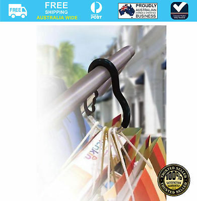 Brica Clip N Carry Stroller Hook Pram Shopping Bag Hook