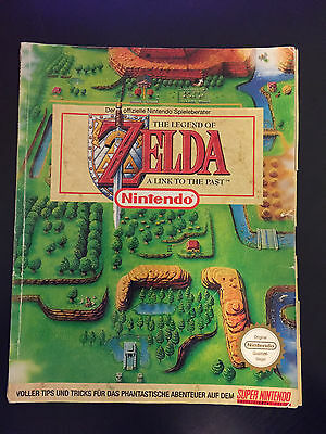 The Legend of Zelda - A Link to the Past Spieleberater - Nintendo - SNES (462)