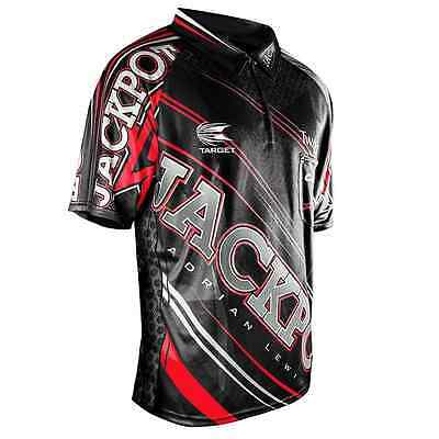 ADRIAN LEWIS COOLPLAY DART SHIRT BY TARGET Replica Jackpot Cool Play Polo 9 SIZE