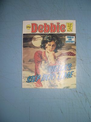 Debbie Picture Story Library issue 79