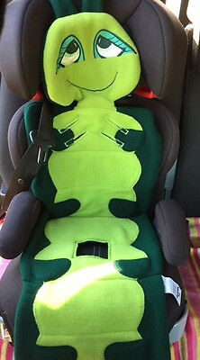 NEW Hug-a-lups children's seat liner for car seat/pushchair/pram-caterpillar/bug