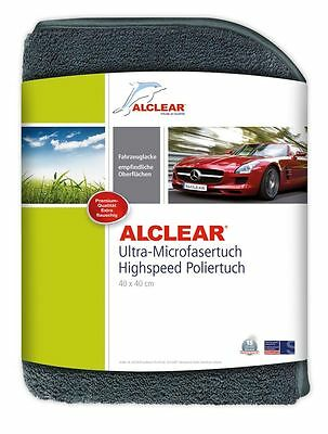 ALCLEAR® Ultra-Microfaser HIGHSPEED POLIERTUCH anthrazit 40x40 822203H
