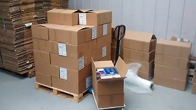 Pallet of mixed used books WHOLESALE/JOBLOT approx 1200 + books