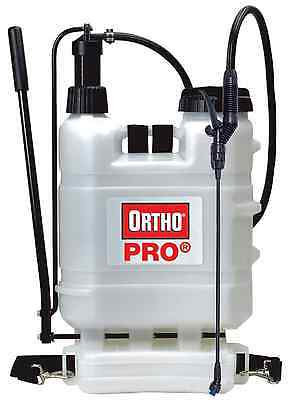 Ortho 67184 4-Gallon Ortho Back-Pack Professional Poly Compression Sprayer