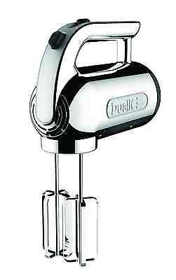 Dualit 5-Speed Professional Hand Mixer, Chrome