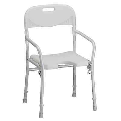 NOVA Medical Products Shower Foldable Chair with Arms