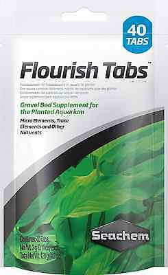 Seachem Flourish Tabs 40-Count
