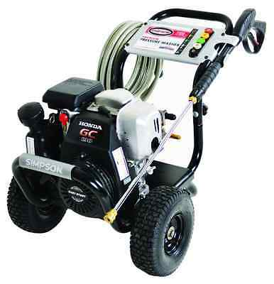 SIMPSON MSH3125-S 3100 PSI at 2.5 GPM Gas Pressure Washer Powered by HONDA with