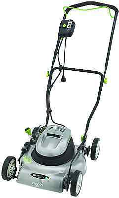 Earthwise 50518 Corded Electric Lawn Mower, 18-Inch