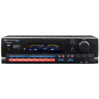 stereo receivers home audio stereos components tv. Black Bedroom Furniture Sets. Home Design Ideas