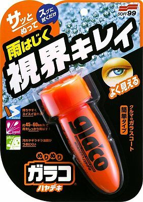 Japan Soft99 Glaco Roll On Instant dry 75 ml