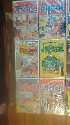 Lot of 9 ARCHIE COMICS RARE Jughead #78 1961 FINE (6.0) Classic Monster