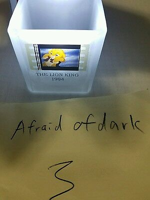 the lion king film cell