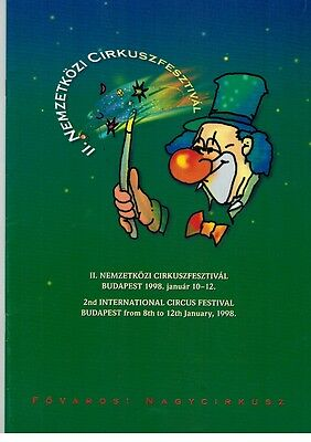 2nd Budapest Circus Festival - 1998