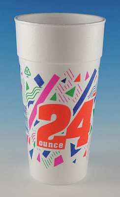 WINCUP 24C18 PP Disp. Cold/Hot Cup, 24 oz., White, PK300