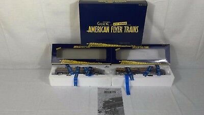 American Flyer Santa Fe PA AA Set 6-48147 Factory New C-9